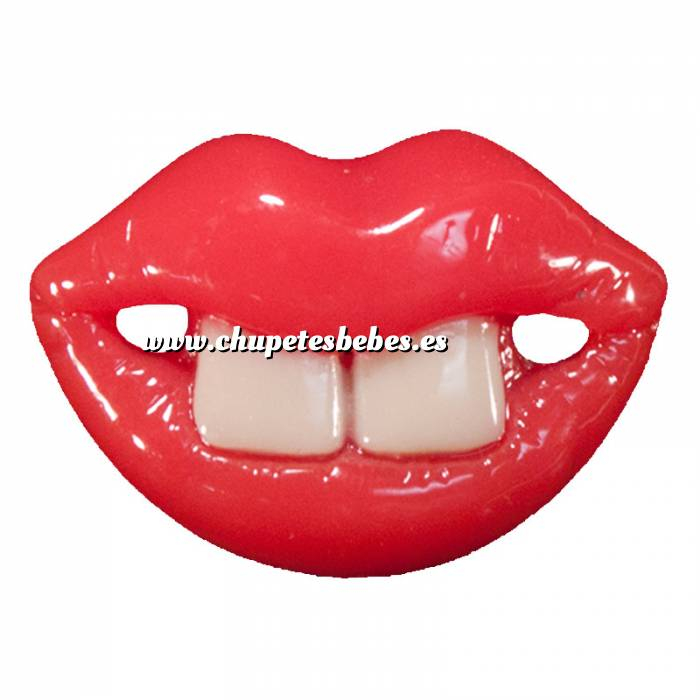 Imagen Chupetes Dientes Chupete Kiss me baby - Broadway Baby Pacifier Billy Bob