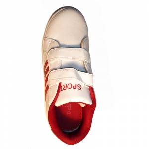 Imagen Blano-rojo ZAPD Zapatilla deporte niño Blano-rojo Talla 32