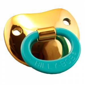 Chupetes Dientes - Chupete Dorado - Gold Pacifier Billy Bob (�ltimas Unidades)